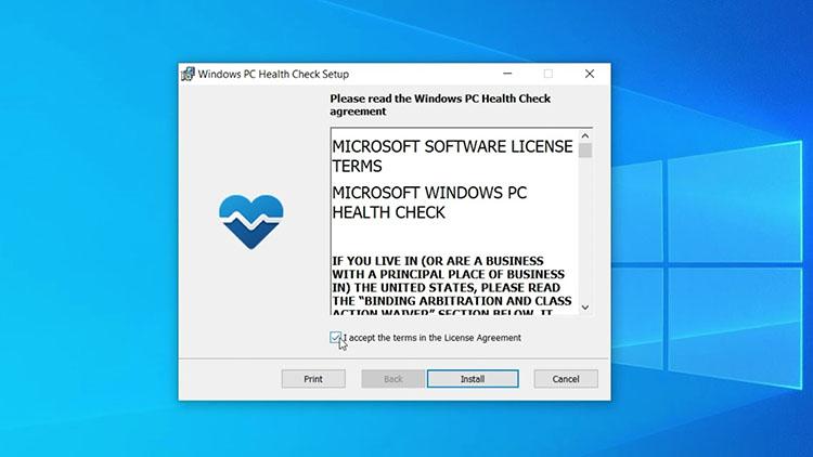 PC Health Check Tool Kembali Diluncurkan Resmi ke Publik