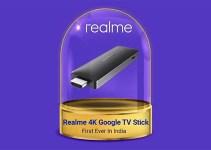 Realme 4K Google TV Stick, Alternatif Baru Perangkat Streaming Dongle