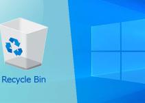 2 Cara Mengembalikan File yang Terhapus di Recycle Bin