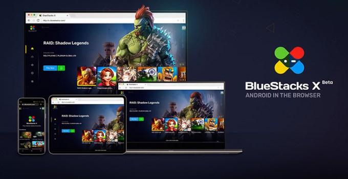 BlueStacks X, Cara Baru Bermain Game Android Lewat Browser