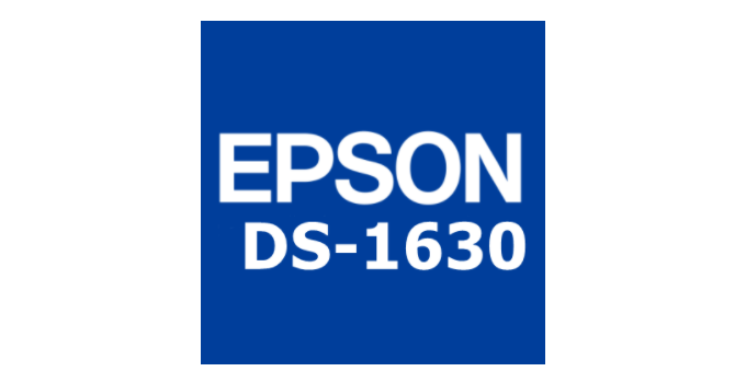 Download Driver Epson DS-1630