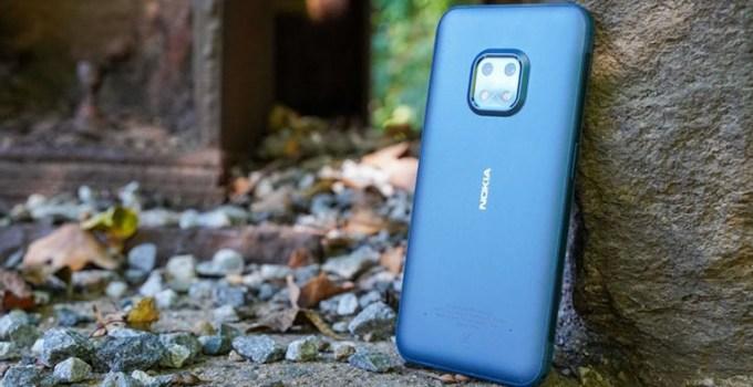 Smartphone Tangguh Nokia XR20 Dirilis ke Pasar Asia, Tahan 1 Jam di Dalam Air