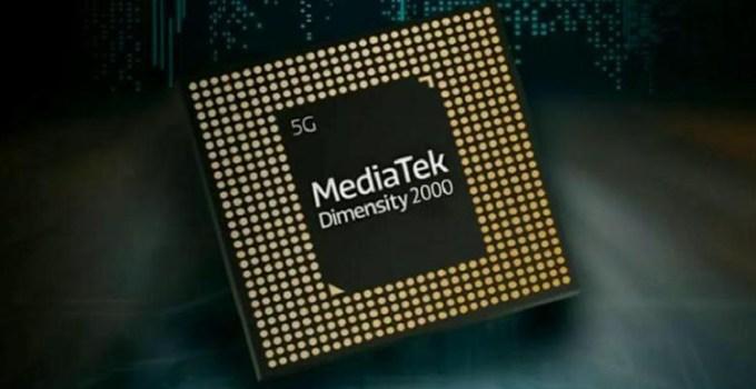 Spesifikasi MediaTek Dimensity 2000 Terungkap