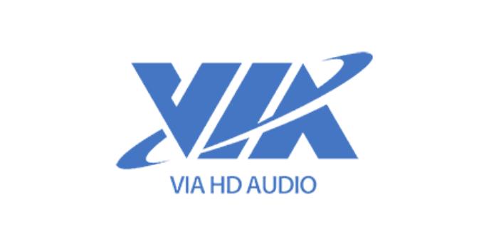 Download VIA HD Audio Driver