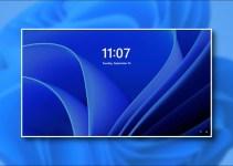 Yang Baru di Windows 11 Lock Screen