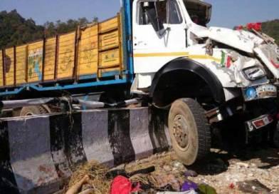शिलोंग- खासी हिल्स में ट्रक हादसा में 17 की मौत 62 घायल