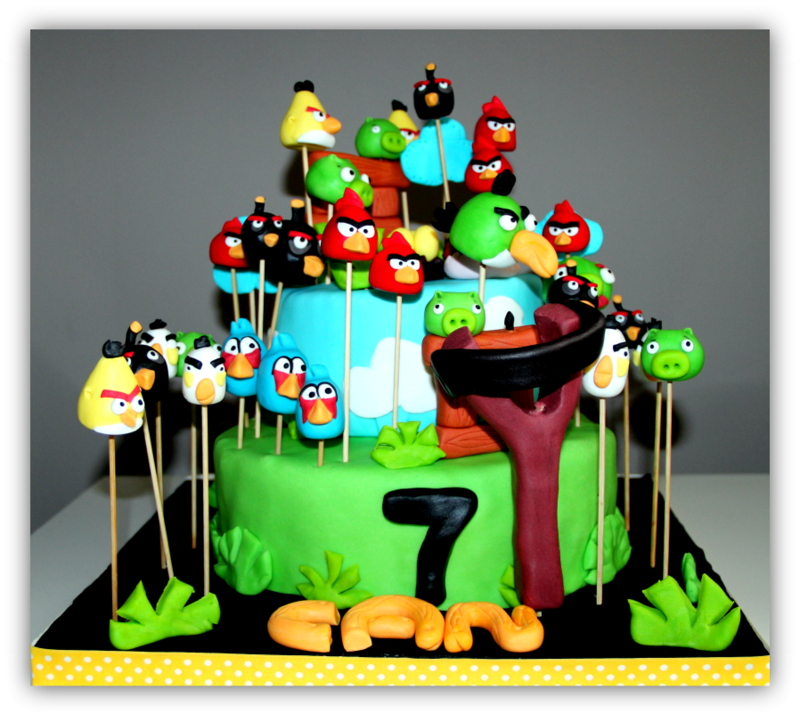 Angry Birds -2