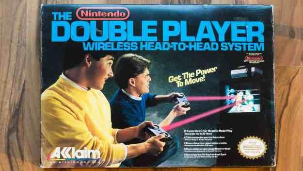 UPGRADE Nintendo Double Player