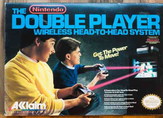 Akklaim Double Player Wireless Controller 01 (Highlights und Kurioses)