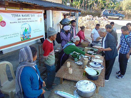 Food Biodiversity Meghalaya