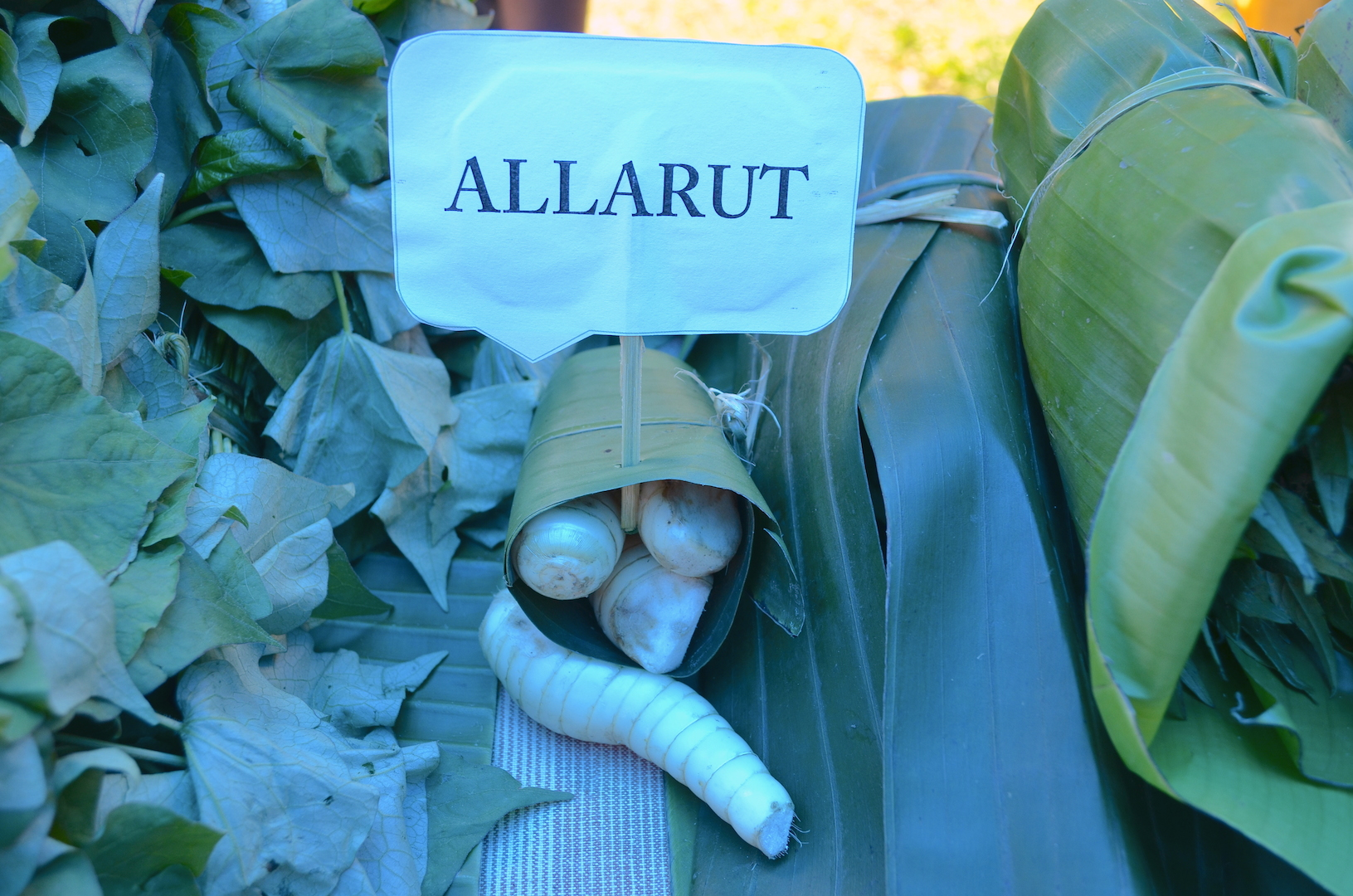 Allarut sold out within the first hour
