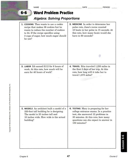 small resolution of Algebra Worded Problem Solving