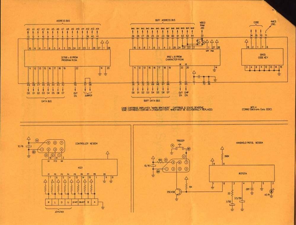 medium resolution of nes wiring diagram wiring diagram fascinating nes wiring diagram wiring diagram name nes wiring diagram nes