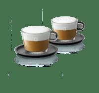 Glass Espresso Cups & Coffee Mugs | Nespresso Canada