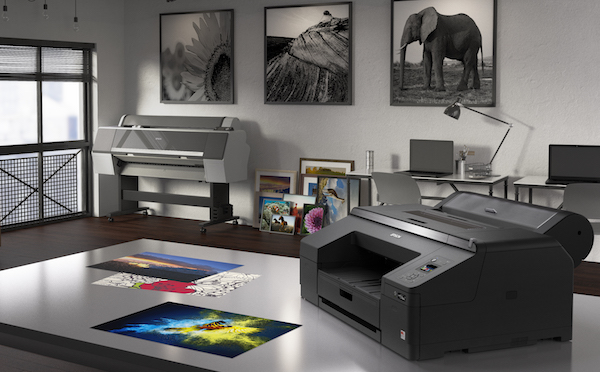 Epson launches new SC-P5000 A2 printer – Graphics to