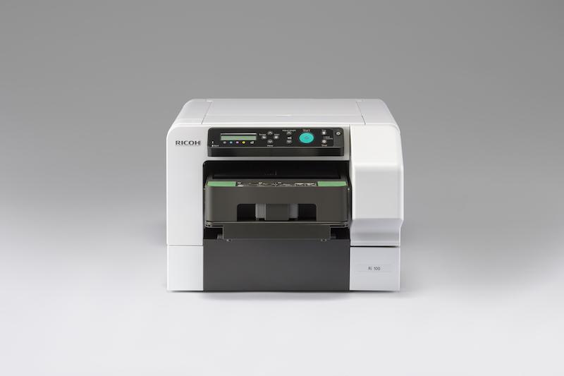 Ricoh Launches Ri100 Garment Printer Graphics To