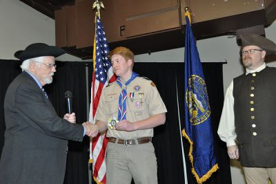 Jake Swanson Eagle Scout, rudebusch Stoner #1