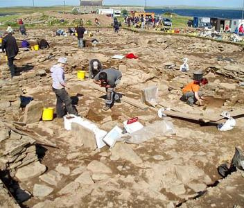 Ness of Brodgar in the spotlight at the Orkney Museum