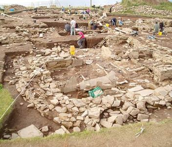 Another award for the Ness of Brodgar excavations