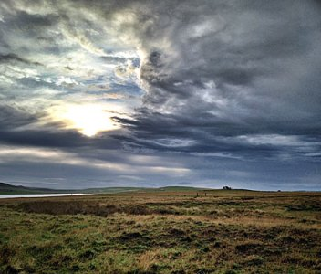 Britain's Ancient Capital – The Knowe o' Lairo, Rousay