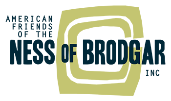 American Friends of the Ness of Brodgar Logo