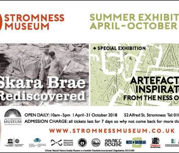 Ness artefacts and inspirations at the Stromness Museum