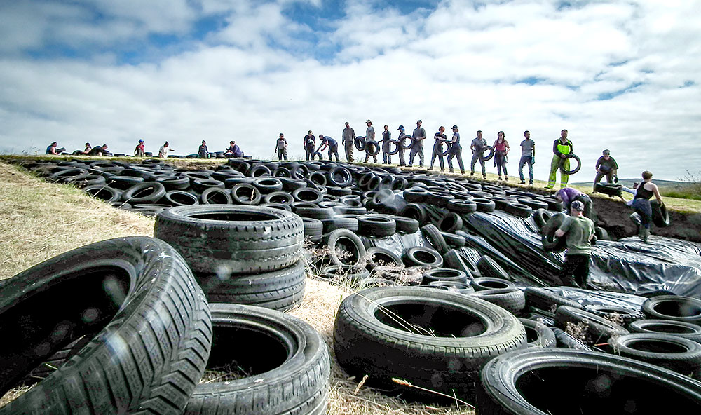 The tyres will remain on the trenches in 2020, but there will be plenty happening online.