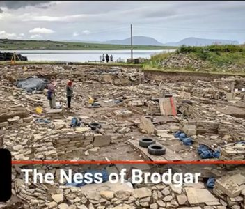 From Stirling Castle to the Ness of Brodgar…