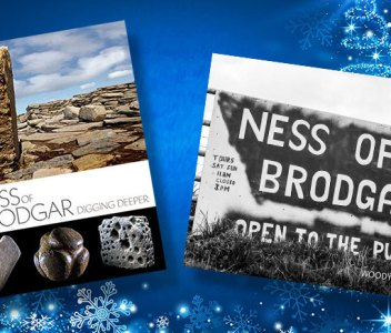 Stocking fillers that help fund the Ness…