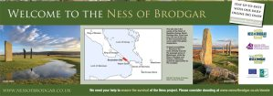 Ness of Brodgar information panels available to download