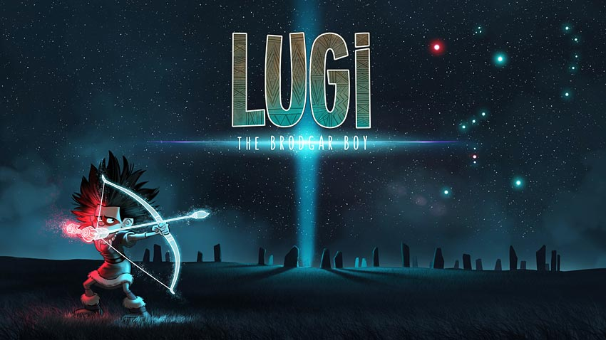 Concept art for Lugi: The Brodgar Boy. (Alex Leonard © ALT_Animation)