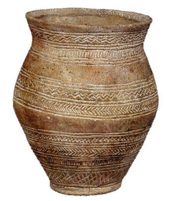 Bronze Age Beaker Pot