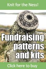 Ness of Brodgar knitting kits and patterns