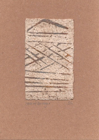 Sam Gray Card 2 - Carved Stone