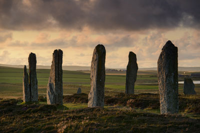 Ring of Brodgar (Jim Richardson)