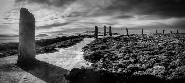 Ring of Brodgar. (Sigurd Towrie)