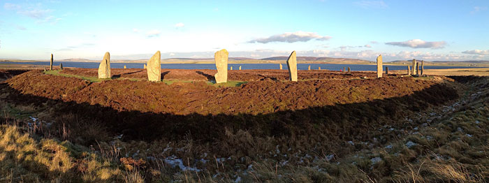 The Ring of Brodgar. (Sigurd Towrie)