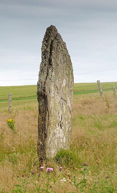 Deepdale Stone. (Sigurd Towrie)
