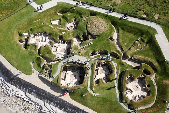 Skara Brae. (Hugo Anderson-Whymark)