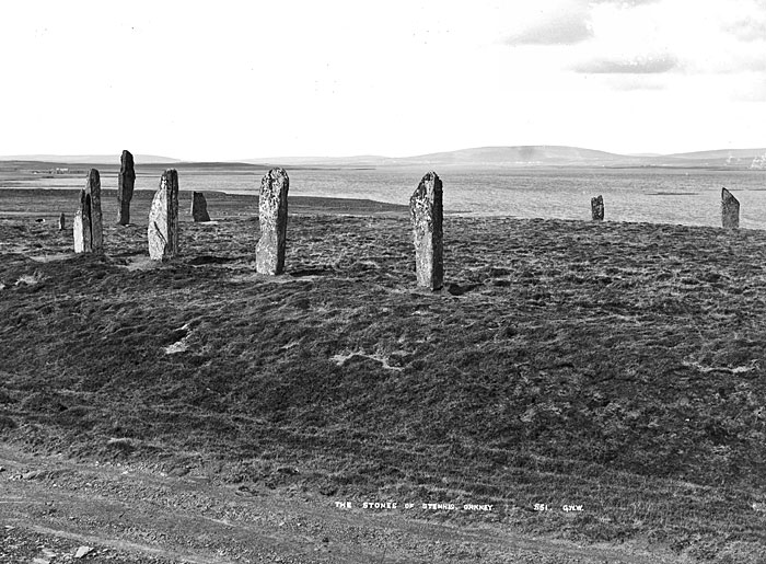 The Ring of Brodgar.