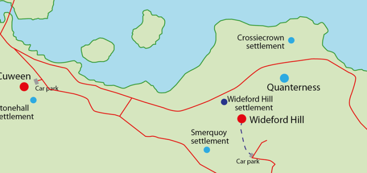 Bay of Firth Neolithic Trail