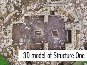 Structure One 3D Model