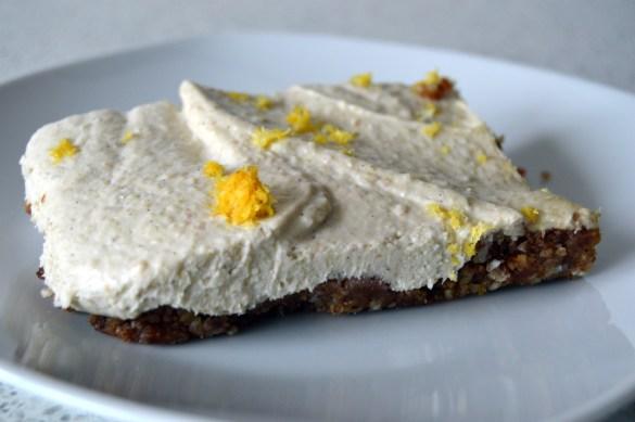 raw vegan sugar free gluten free cheesecake