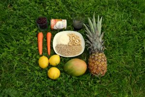 tropical lemon cake ingredients