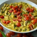 Cheese Sauce For Pasta – Vegan, Sprouted Seed
