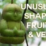 Buddha shaped pear