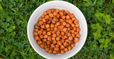 Smokey Roast Chilli Chickpeas Recipe