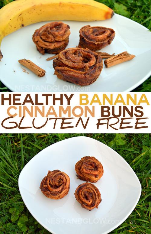 Banana Cinnamon Buns