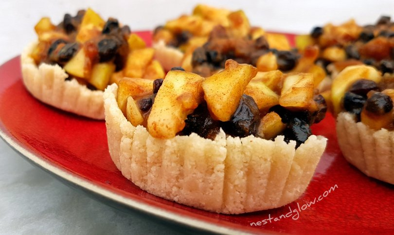 Easy Vegan Raw Mince pie Recipe
