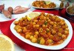 soured chickpea lemon curry recipe